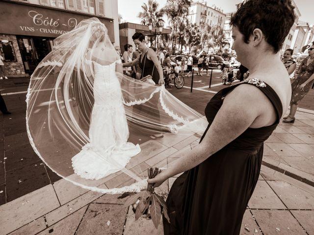 Le mariage de Geoff et Cécile à Nice, Alpes-Maritimes 14