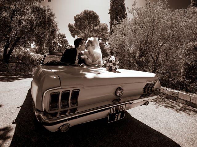 Le mariage de Geoff et Cécile à Nice, Alpes-Maritimes 15
