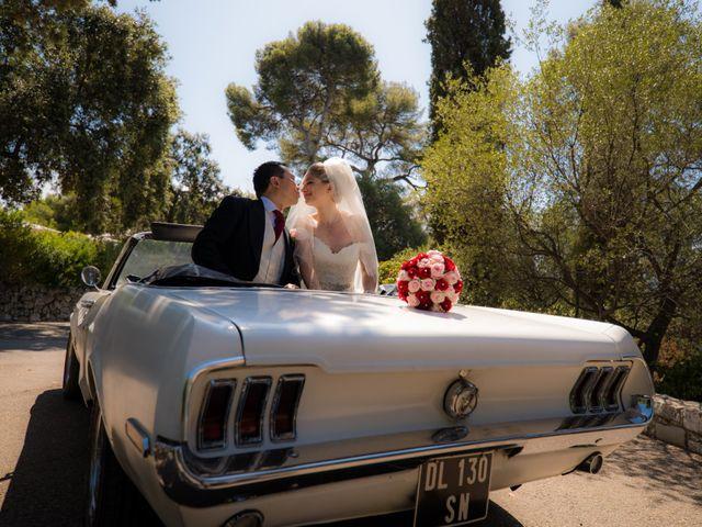 Le mariage de Geoff et Cécile à Nice, Alpes-Maritimes 16
