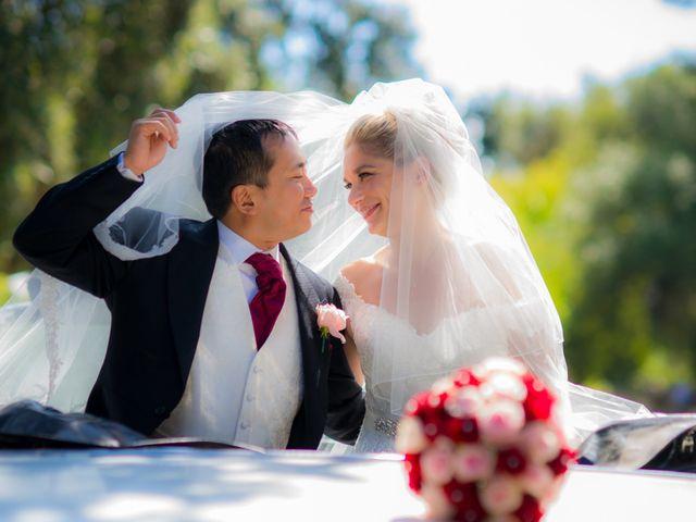 Le mariage de Geoff et Cécile à Nice, Alpes-Maritimes 18
