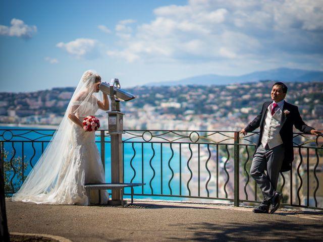 Le mariage de Cécile et Geoff