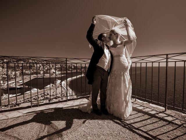 Le mariage de Geoff et Cécile à Nice, Alpes-Maritimes 1
