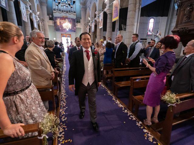 Le mariage de Geoff et Cécile à Nice, Alpes-Maritimes 23