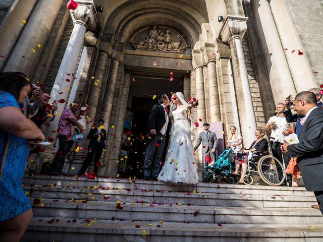 Le mariage de Geoff et Cécile à Nice, Alpes-Maritimes 27