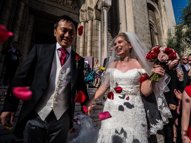 Le mariage de Geoff et Cécile à Nice, Alpes-Maritimes 28