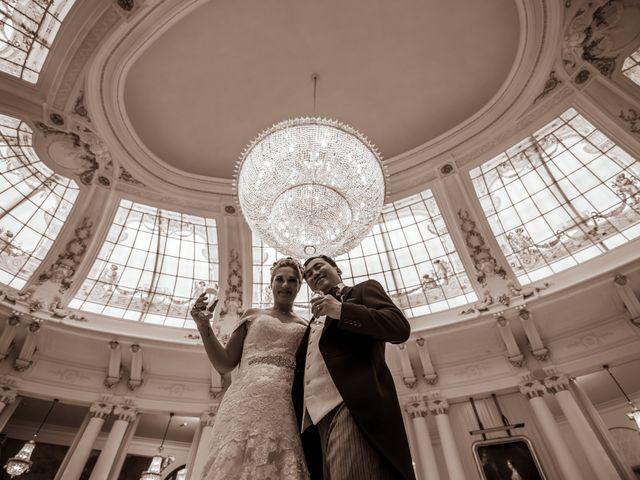 Le mariage de Geoff et Cécile à Nice, Alpes-Maritimes 29