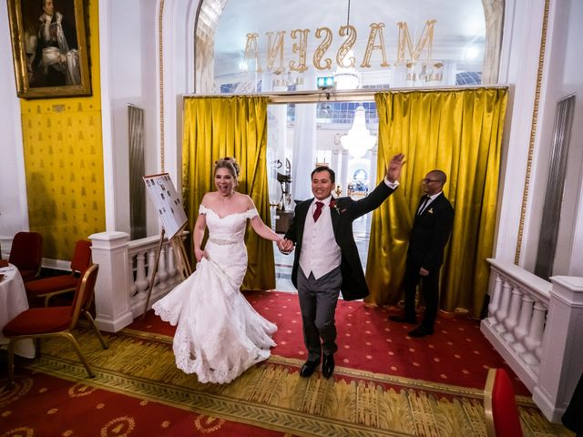 Le mariage de Geoff et Cécile à Nice, Alpes-Maritimes 32
