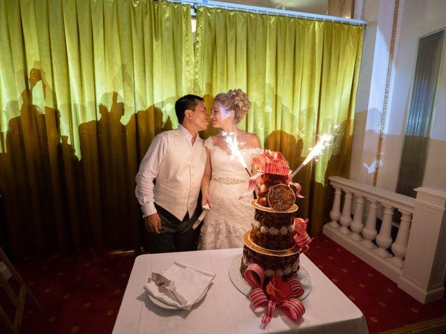 Le mariage de Geoff et Cécile à Nice, Alpes-Maritimes 34