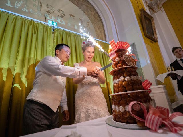Le mariage de Geoff et Cécile à Nice, Alpes-Maritimes 35