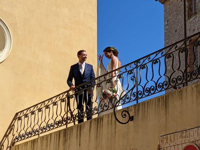 Le mariage de Aurea  et Cyril