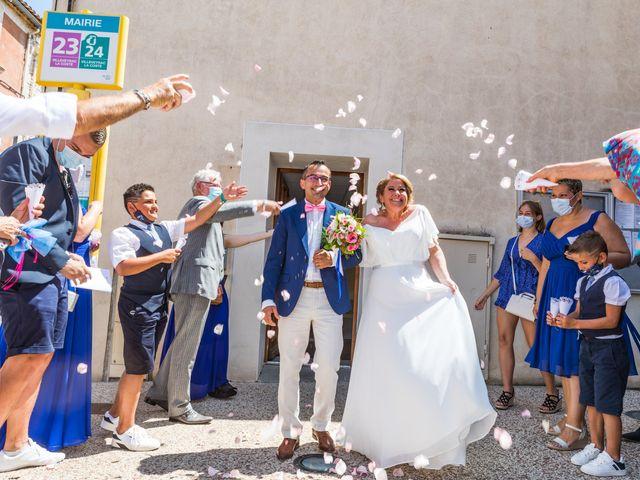 Le mariage de Cyril et Aurélie à Pézenas, Hérault 11