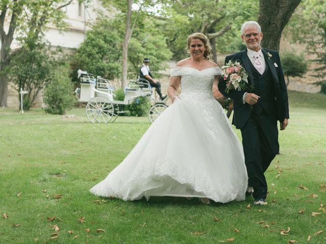 Le mariage de Cyril et Aurélie à Pézenas, Hérault 23