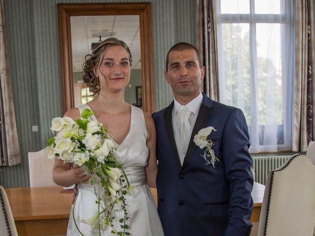Le mariage de Jérôme et Marion à Bourg-Achard, Eure 5