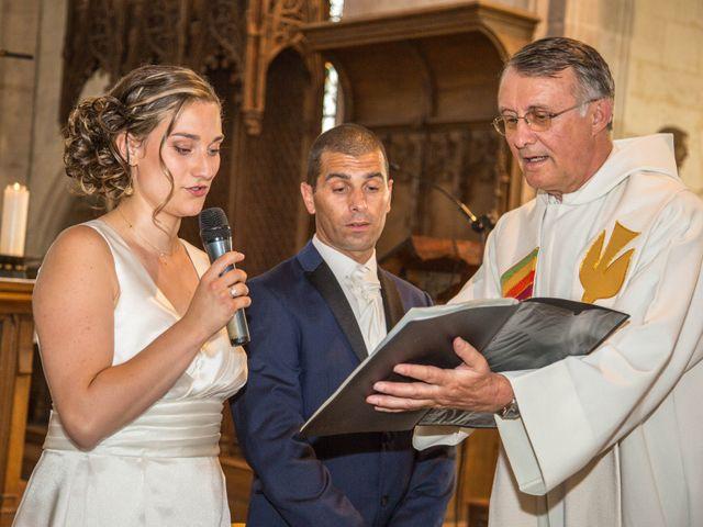 Le mariage de Jérôme et Marion à Bourg-Achard, Eure 6