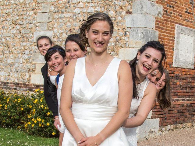 Le mariage de Jérôme et Marion à Bourg-Achard, Eure 7