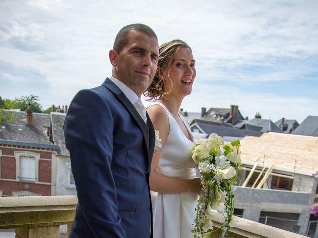 Le mariage de Jérôme et Marion à Bourg-Achard, Eure 12
