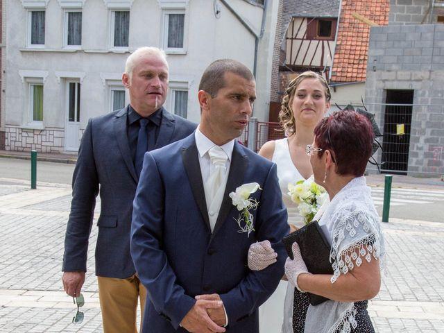 Le mariage de Jérôme et Marion à Bourg-Achard, Eure 13