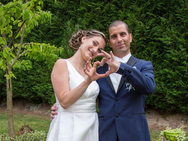 Le mariage de Jérôme et Marion à Bourg-Achard, Eure 18