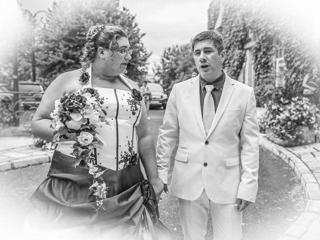 Le mariage de Elvis et Delphine à Vivonne, Vienne 2