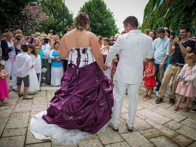 Le mariage de Elvis et Delphine à Vivonne, Vienne 5