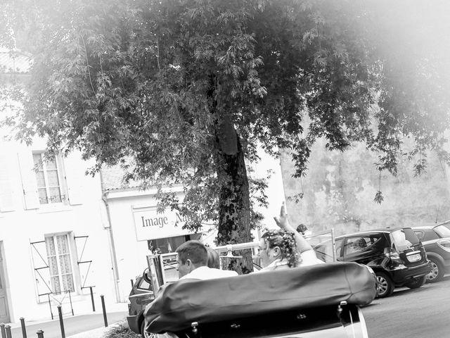 Le mariage de Elvis et Delphine à Vivonne, Vienne 7