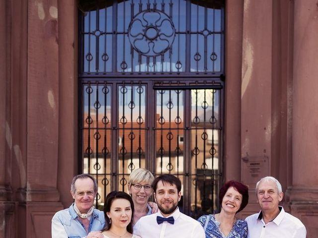 Le mariage de Christian et Emilie à Haguenau, Bas Rhin 3