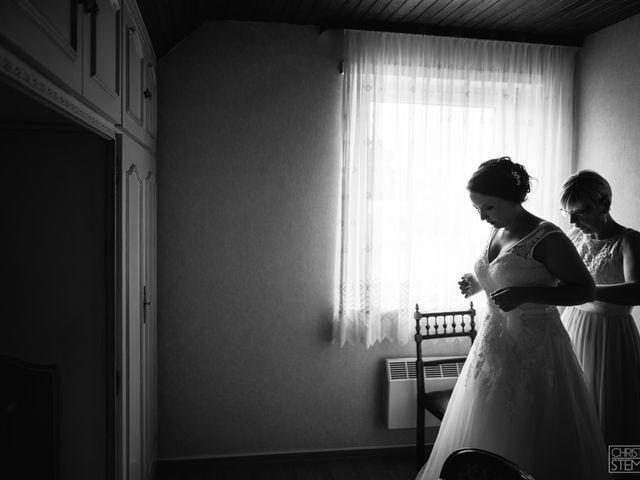 Le mariage de Christian et Emilie à Haguenau, Bas Rhin 15