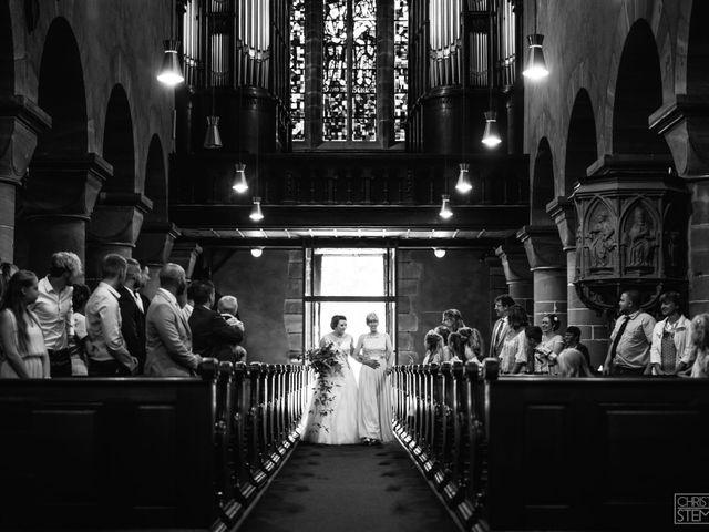 Le mariage de Christian et Emilie à Haguenau, Bas Rhin 19