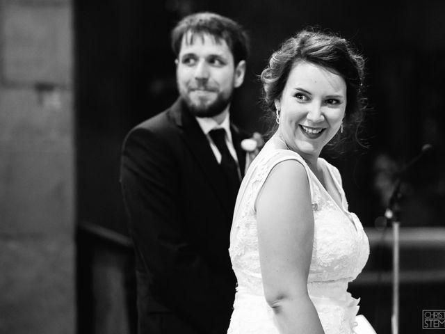 Le mariage de Christian et Emilie à Haguenau, Bas Rhin 20