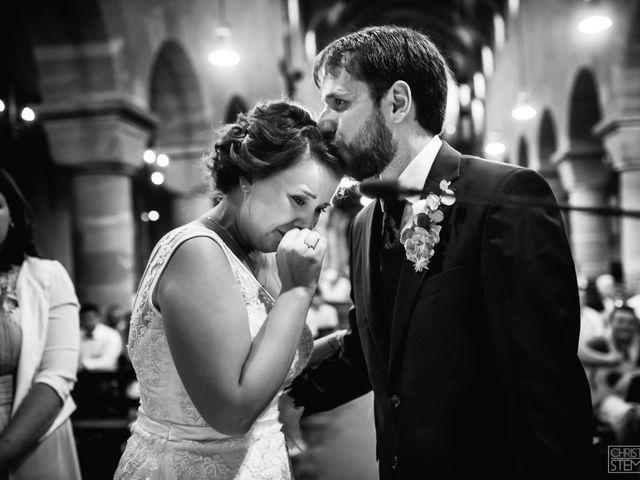 Le mariage de Christian et Emilie à Haguenau, Bas Rhin 22