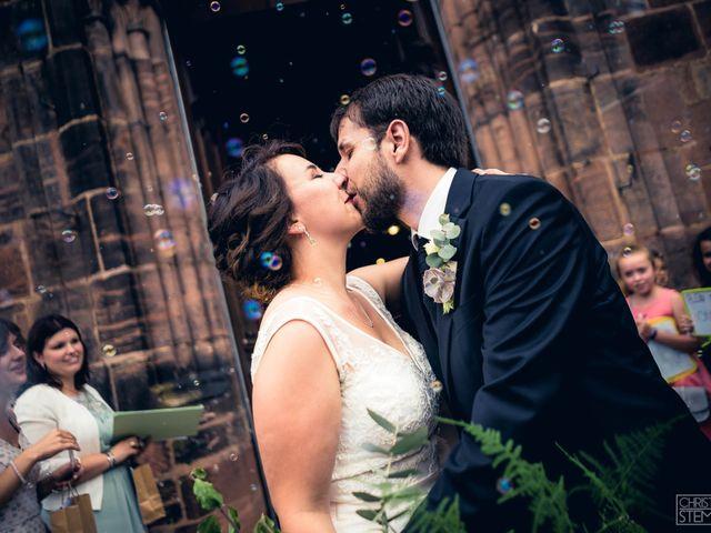 Le mariage de Christian et Emilie à Haguenau, Bas Rhin 25