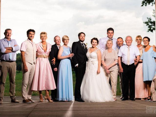 Le mariage de Christian et Emilie à Haguenau, Bas Rhin 31