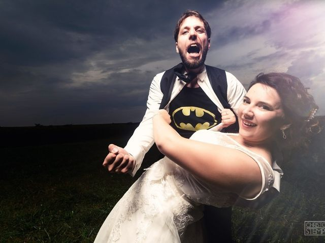 Le mariage de Christian et Emilie à Haguenau, Bas Rhin 33