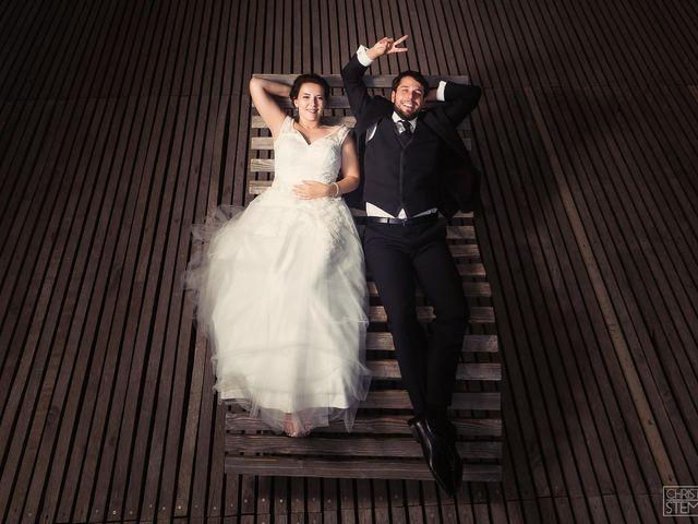 Le mariage de Christian et Emilie à Haguenau, Bas Rhin 57