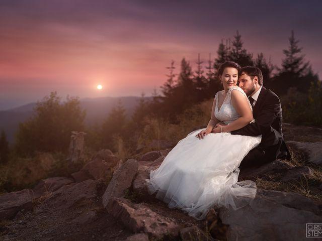 Le mariage de Christian et Emilie à Haguenau, Bas Rhin 65