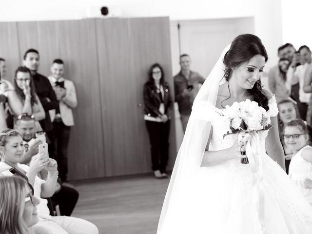 Le mariage de Yohan et Sarah à Sainte-Geneviève-des-Bois, Essonne 12