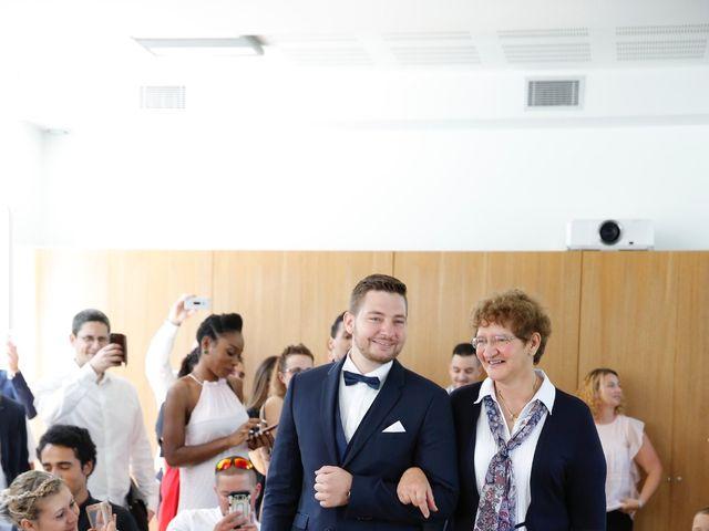 Le mariage de Yohan et Sarah à Sainte-Geneviève-des-Bois, Essonne 14