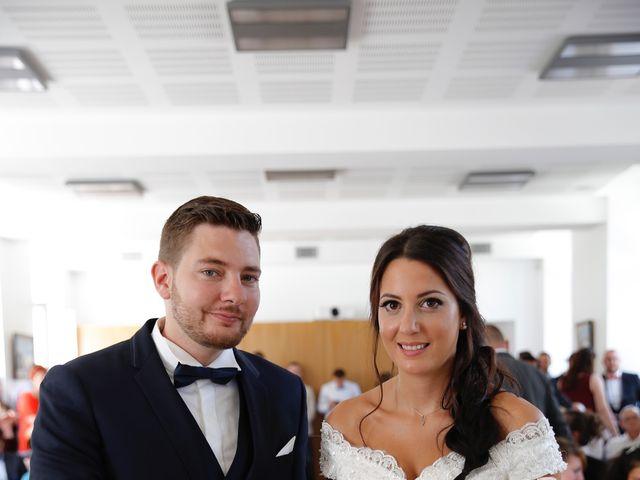 Le mariage de Yohan et Sarah à Sainte-Geneviève-des-Bois, Essonne 20