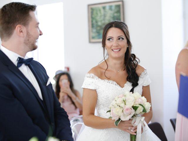 Le mariage de Yohan et Sarah à Sainte-Geneviève-des-Bois, Essonne 21