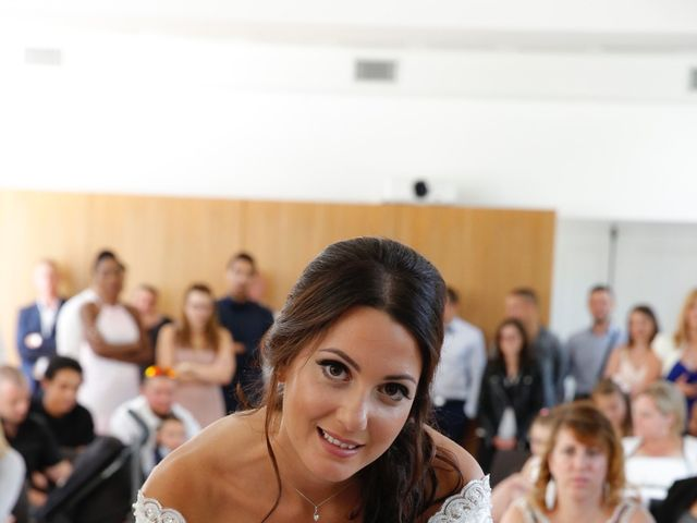 Le mariage de Yohan et Sarah à Sainte-Geneviève-des-Bois, Essonne 31