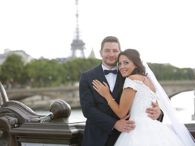 Le mariage de Yohan et Sarah à Sainte-Geneviève-des-Bois, Essonne 36