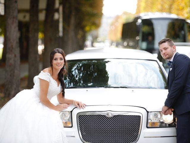 Le mariage de Yohan et Sarah à Sainte-Geneviève-des-Bois, Essonne 37