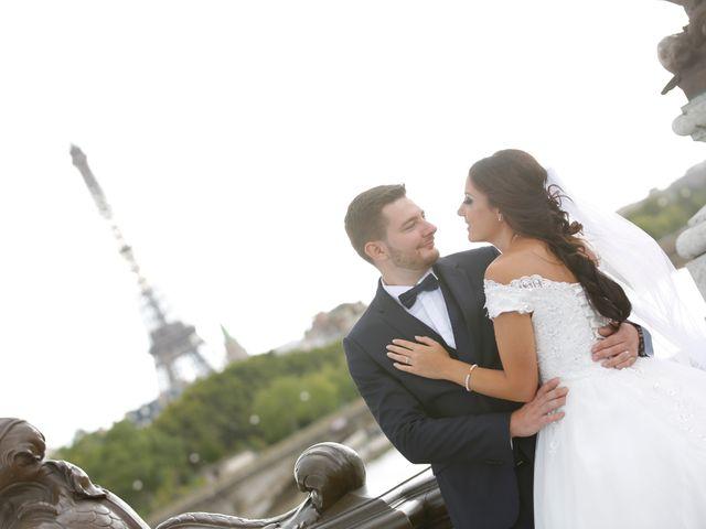Le mariage de Yohan et Sarah à Sainte-Geneviève-des-Bois, Essonne 39