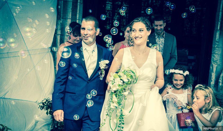 Le mariage de Jérôme et Marion à Bourg-Achard, Eure