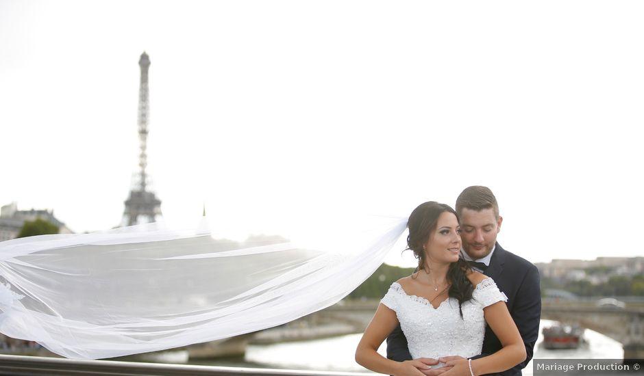Le mariage de Yohan et Sarah à Sainte-Geneviève-des-Bois, Essonne
