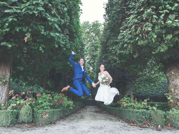 Le mariage de Caroline et Jean