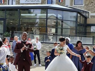 Le mariage de maeva et Emmanuel  1