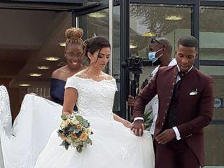 Le mariage de maeva et Emmanuel  2