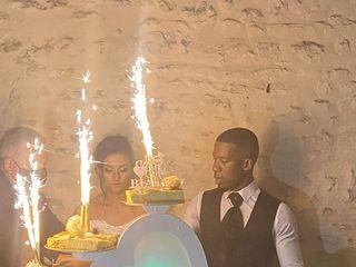 Le mariage de maeva et Emmanuel  3