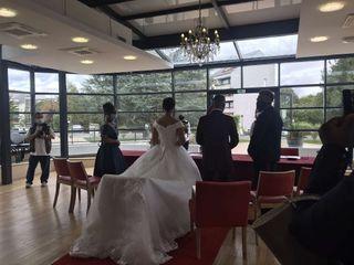 Le mariage de maeva et Emmanuel